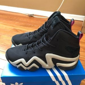 b7cb8aa5aed Adidas crazy 8 adv shoes women size 7